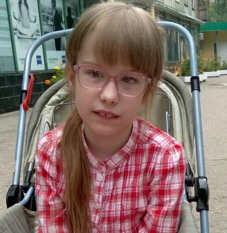 мама Елена, пациент КиселёваВарвара, 2010 г.р.</p> <p>
