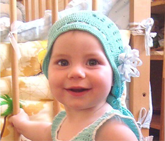 мама Оксана, пациент Клименко Алёна, 2013 г.р.</p> <p>